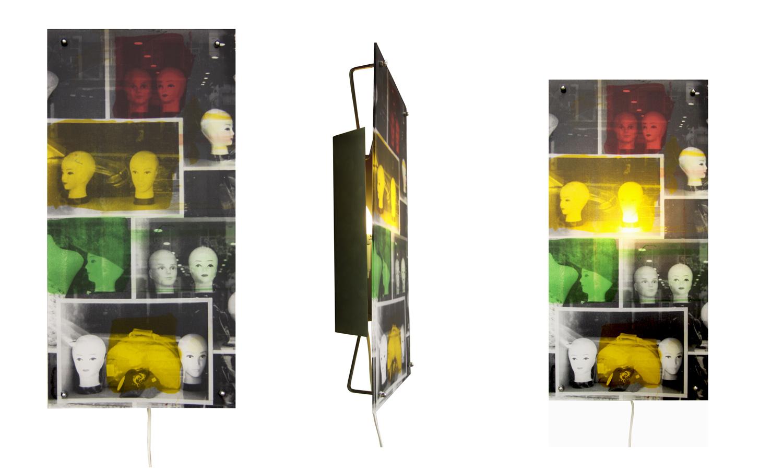 Lamp de etalage